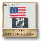In Stock Replacement Flags